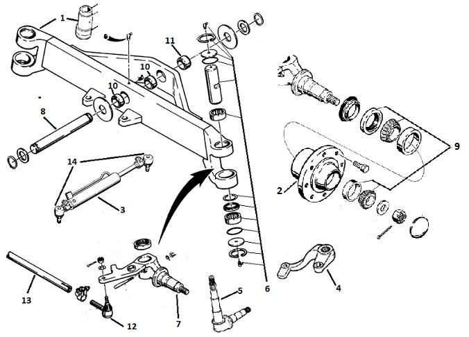 Ford Ledningsdiagram