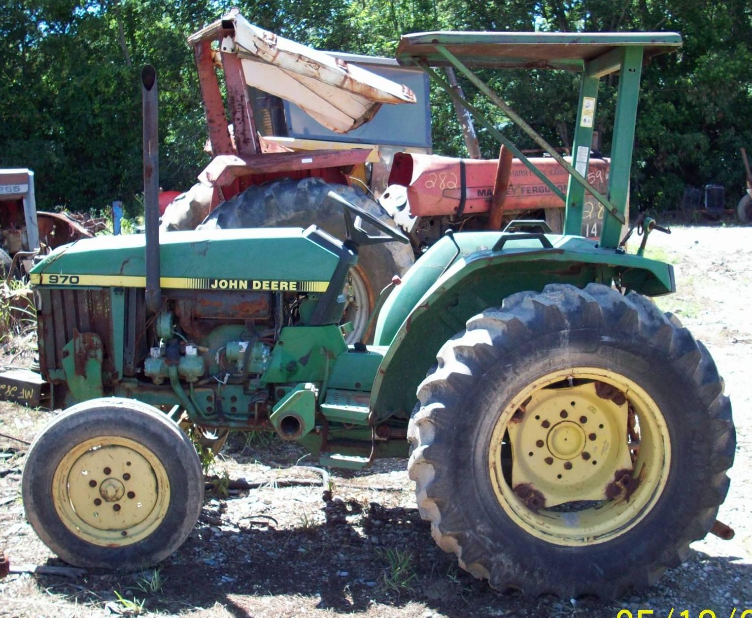John Deere 970 Tractor